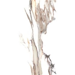 Cerrad Calacatta gold matná 59,7 x 119,7 cm
