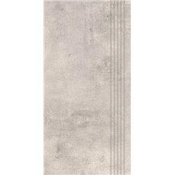 Nowa Gala Avenida schodnica grey 29,7 x 59,7 cm