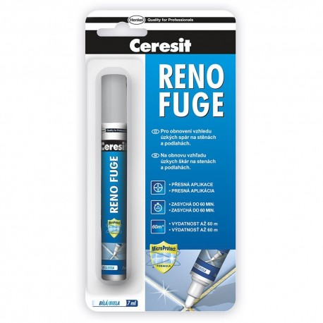 Ceresit RENO FUGE - Obnovovač škár