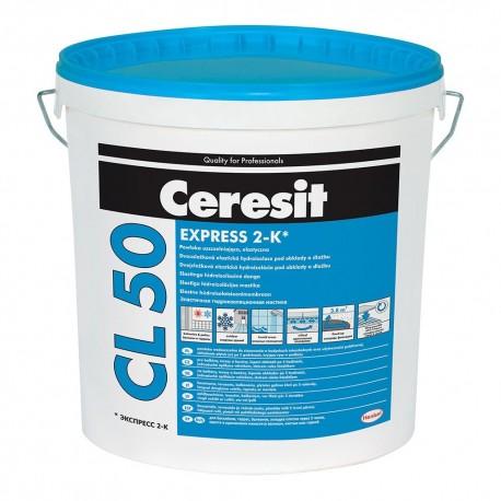 Ceresit CL 50 - Dvojzložková hydroizolácia