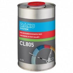 Rako System CL 805 - Pre odstránenie epoxidových tmelov