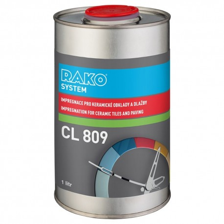 Rako System CL 809 - Impregnácia pre keramické dlažby