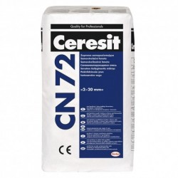 Ceresit CN 72 - Samonivelizačná hmota