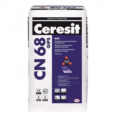 Ceresit CN 68 GIPS - Sádrová samonivelizačná podlahová hmota