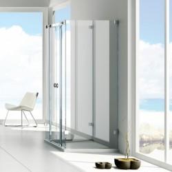 Aquatek INFINITY C24 80x120x80 Sprchový kút obdĺžnikový s dvomi zásuvnými dverami