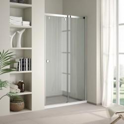 Aquatek INFINITY B2 130 PRAVÝ Sprchové dvere s jednými zásuvnými dverami