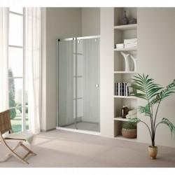 Aquatek INFINITY B2 130 ĽAVÝ Sprchové dvere s jednými zásuvnými dverami