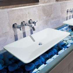 Aquatek PLAY Umývadlo z tvrdeného liateho kameňa
