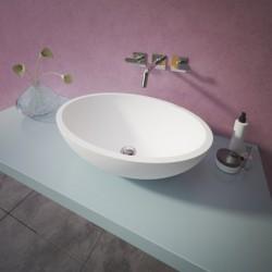 Aquatek ROSE Umývadlo z tvrdeného liateho kameňa