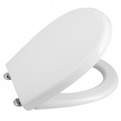 Isvea DYNASTY WC sedátko Soft Close, duroplast, biela (40D30200)