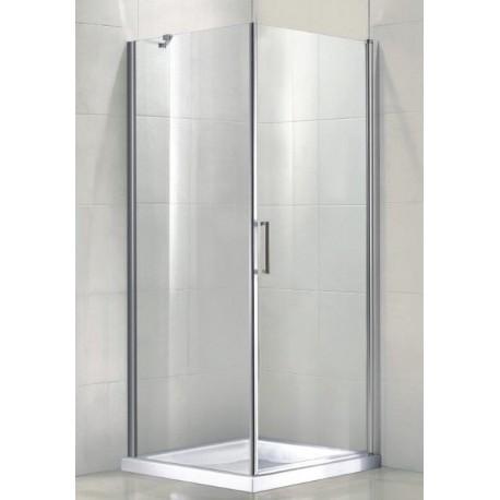 Sprchovací kút 900 x 900 mm štvorcový